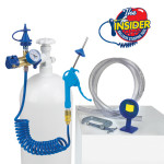 Insider Balloon Stuffing Tool™ with 10ft. Extension Hose Inflator